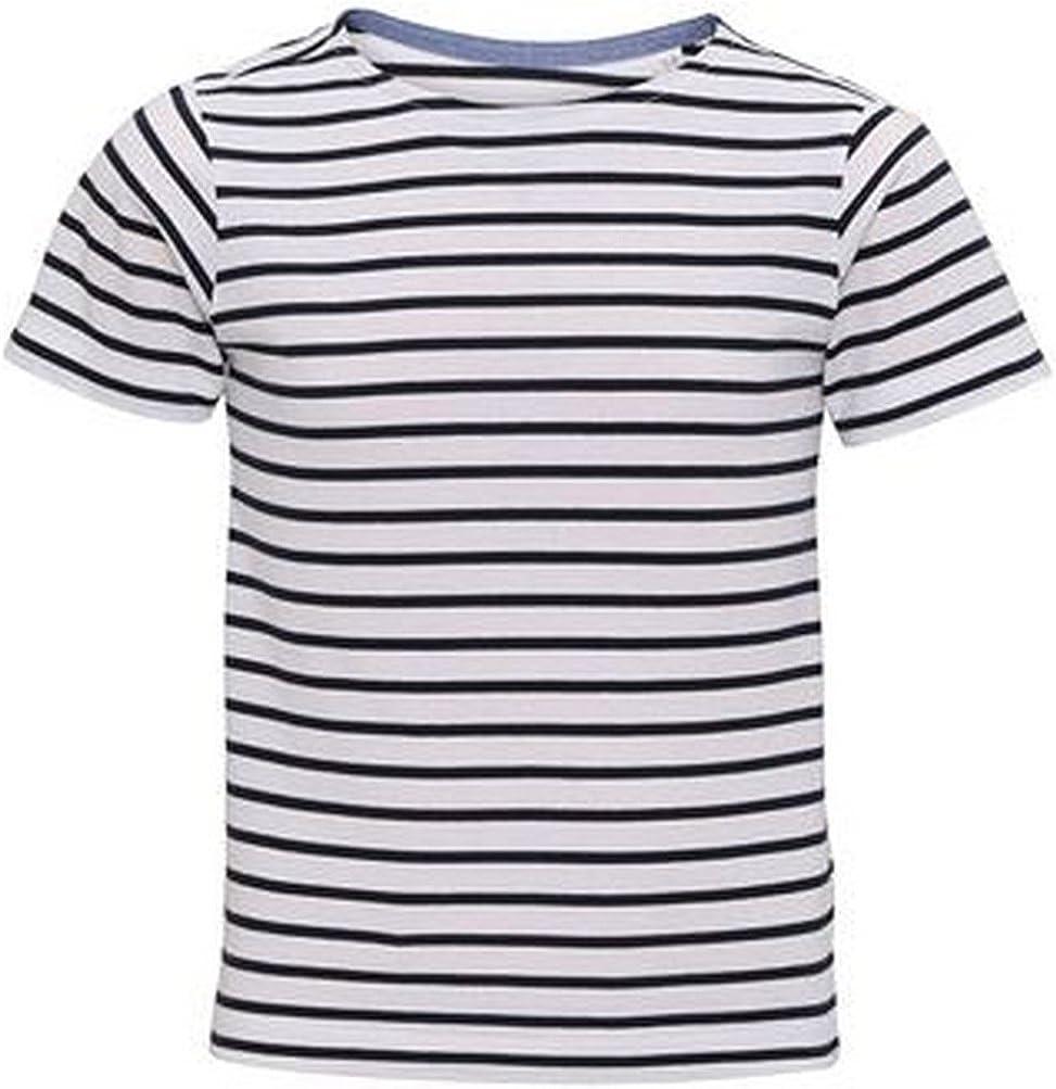 Asquith Fox Boys Asquith /& Fox Kids Marini/ère Coastal Short Sleeve Tee T-Shirt