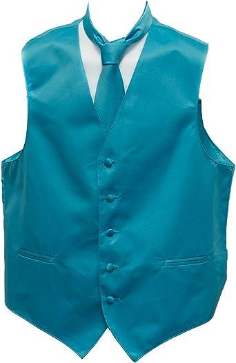 tuquoise Vest