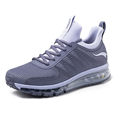 ONEMIX Air Baskets Homme Chaussures de Sports Course Sneakers Respirante Fitness  Gym Multisports Outdoor Running 703533ba99a