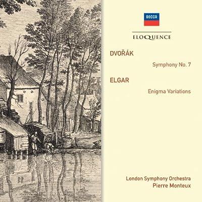Dvorák: Symphony No. 7 / Elgar: Enigma Variations