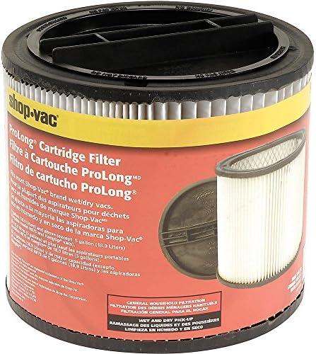 Shop-Vac カートリッジフィルター Shop-Vac ウェット/ドライ掃除機用