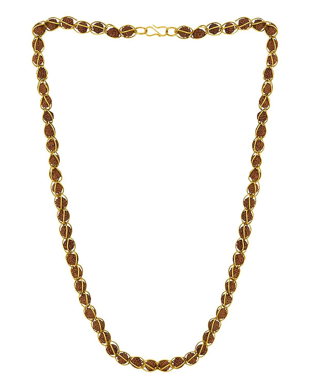 Amazon.com: Rudraksh mala beads sacred Rudraksha beads 5 ...