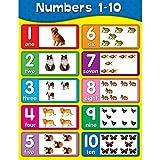 Carson Dellosa Numbers 1-10 Chart (114059)