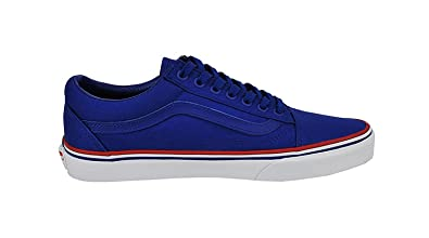 a10f417f1f6b Image Unavailable. Image not available for. Colour  VANS Old Skool Unisex Shoes  Solstice 2016 Royal Blue  ...
