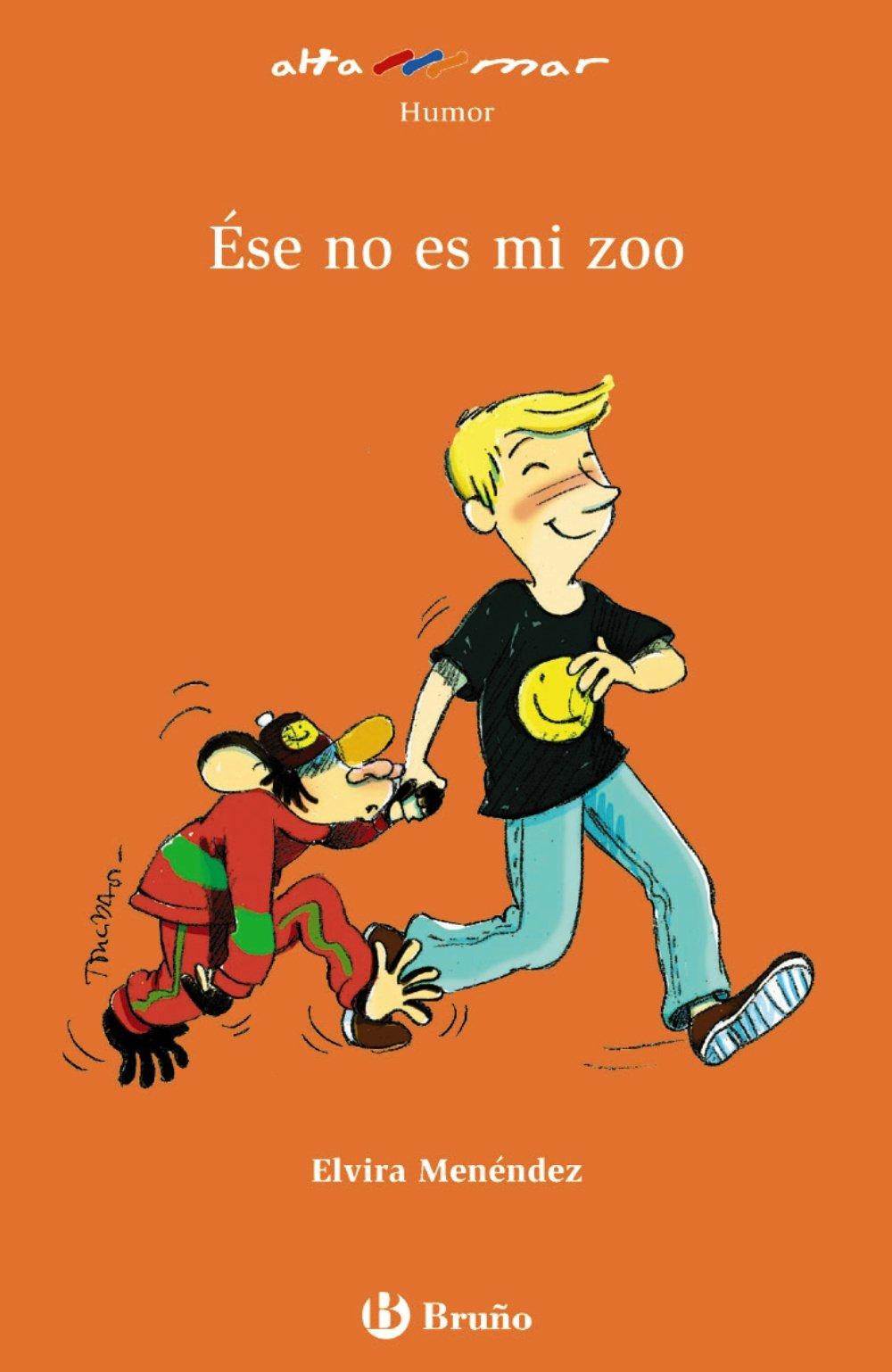 Ése no es mi zoo Castellano - A Partir De 8 Años - Altamar: Amazon.es: Menéndez, Elvira, Torcida Álvarez, M.ª Luisa: Libros