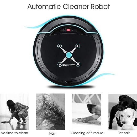 WSN Robot Aspirador,Aspiradora Potente de succión Libre de ...