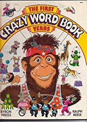 The first crazy word book: Verbs