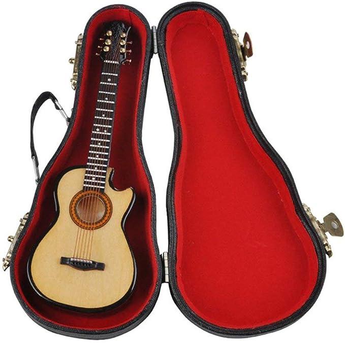 Joycexexs MG-245 Top Selling Mini Adornos Musicales de Madera ...