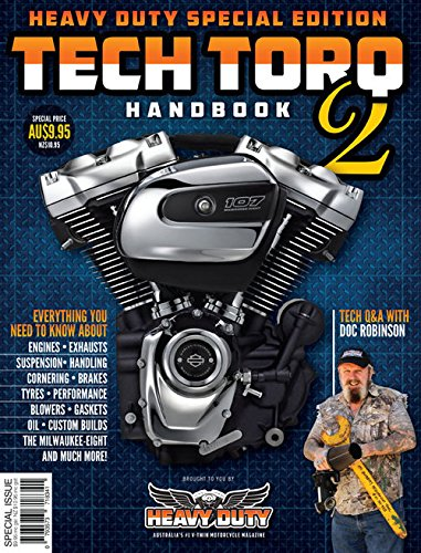 HEAVY DUTY TECH TORQ Special Issue - Special Vogue Summer