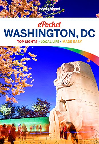 Lonely Planet Pocket Washington, DC (Travel - Mall Md Columbia