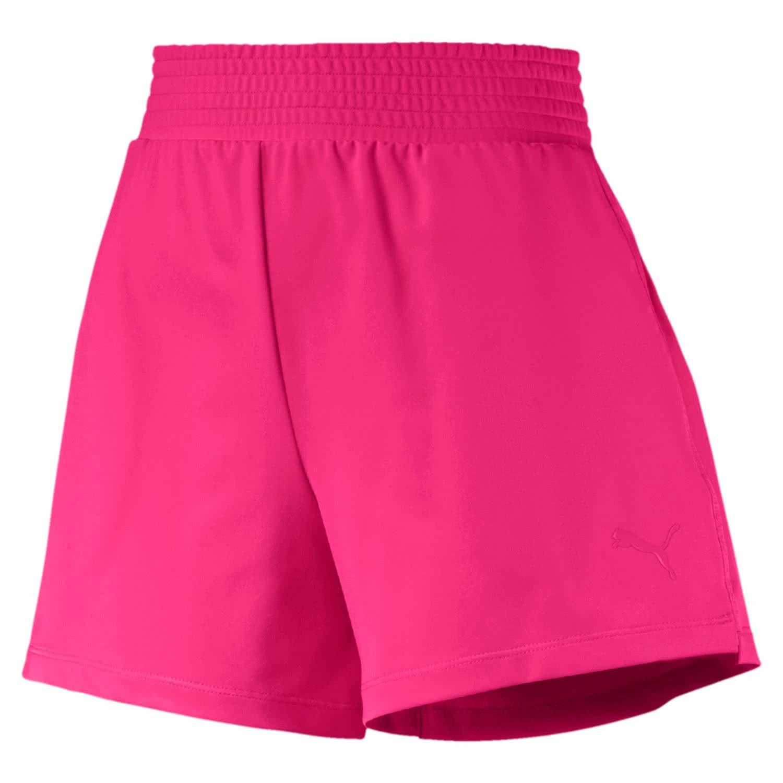Puma Damen Soft Sports Shorts Jogginghose