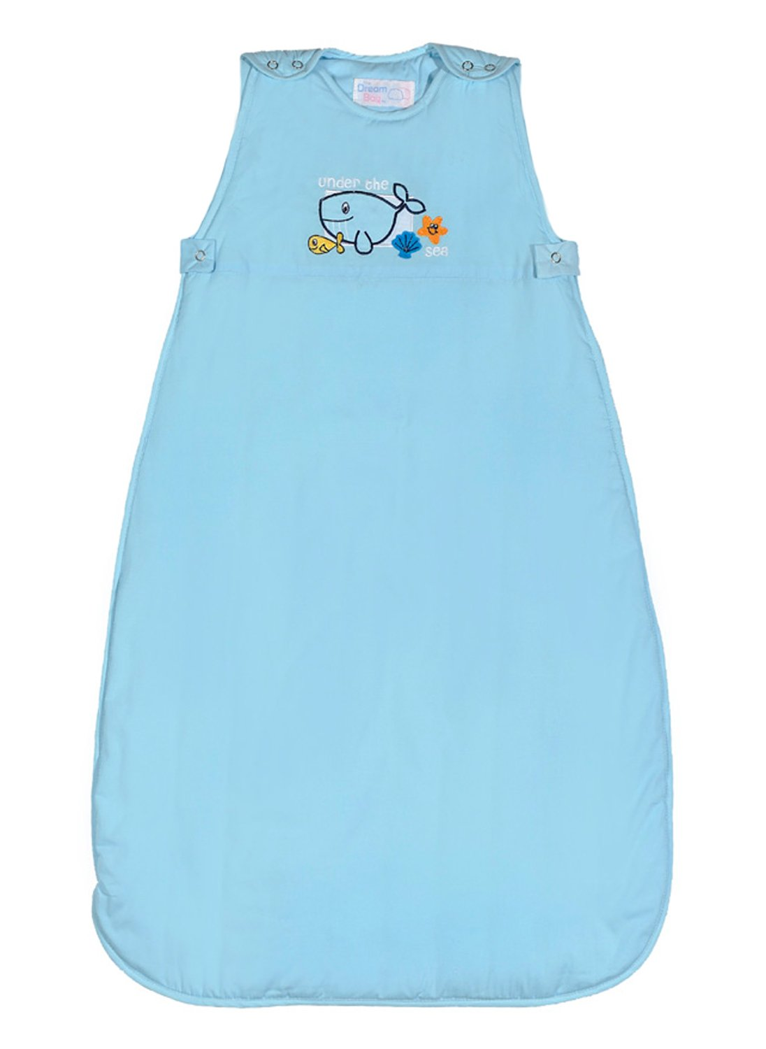 The Dream Bag Baby Sleeping Bag Under The Sea 6-18 months 1.0 TOG - Blue by The Dream Bag   B001AE3ZZM