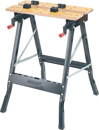 Powerfix® – Banco de trabajo (capacidad de hasta 100 kg, altura de ...