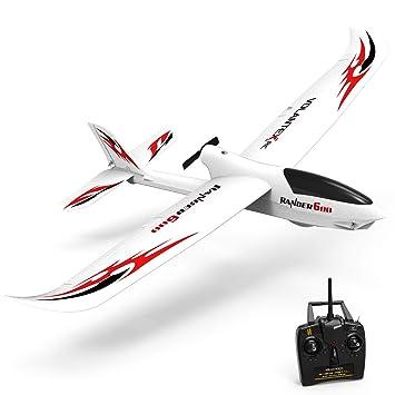 Amazon.com: VOLANTEXRC Control Remoto Avión RC Avión RTF RC ...