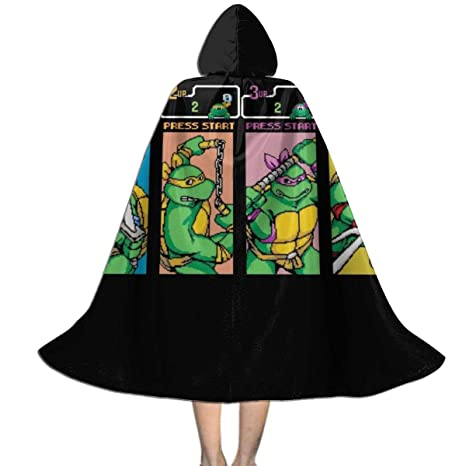 NUJIFGYTCRD Disfraz de Tortuga Ninja mutante para Adolescentes ...