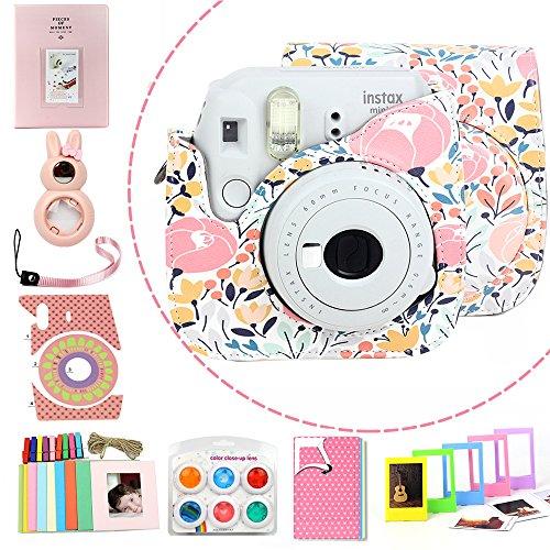 9 in 1 Instant Film Camera Album Bundles Kit for Fujifilm Instax Mini 8 - 3