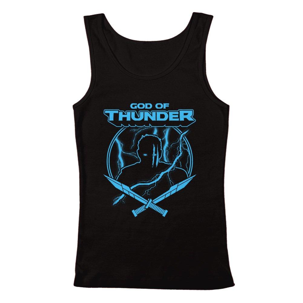 GEEK TEEZ God of Thunder Mens Tank Top
