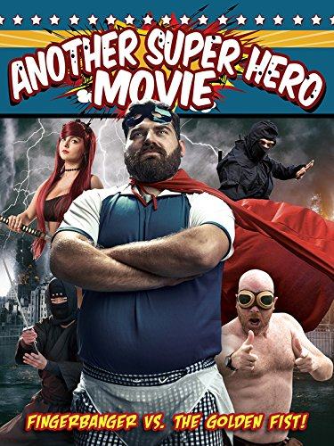 Another Super Hero Movie by