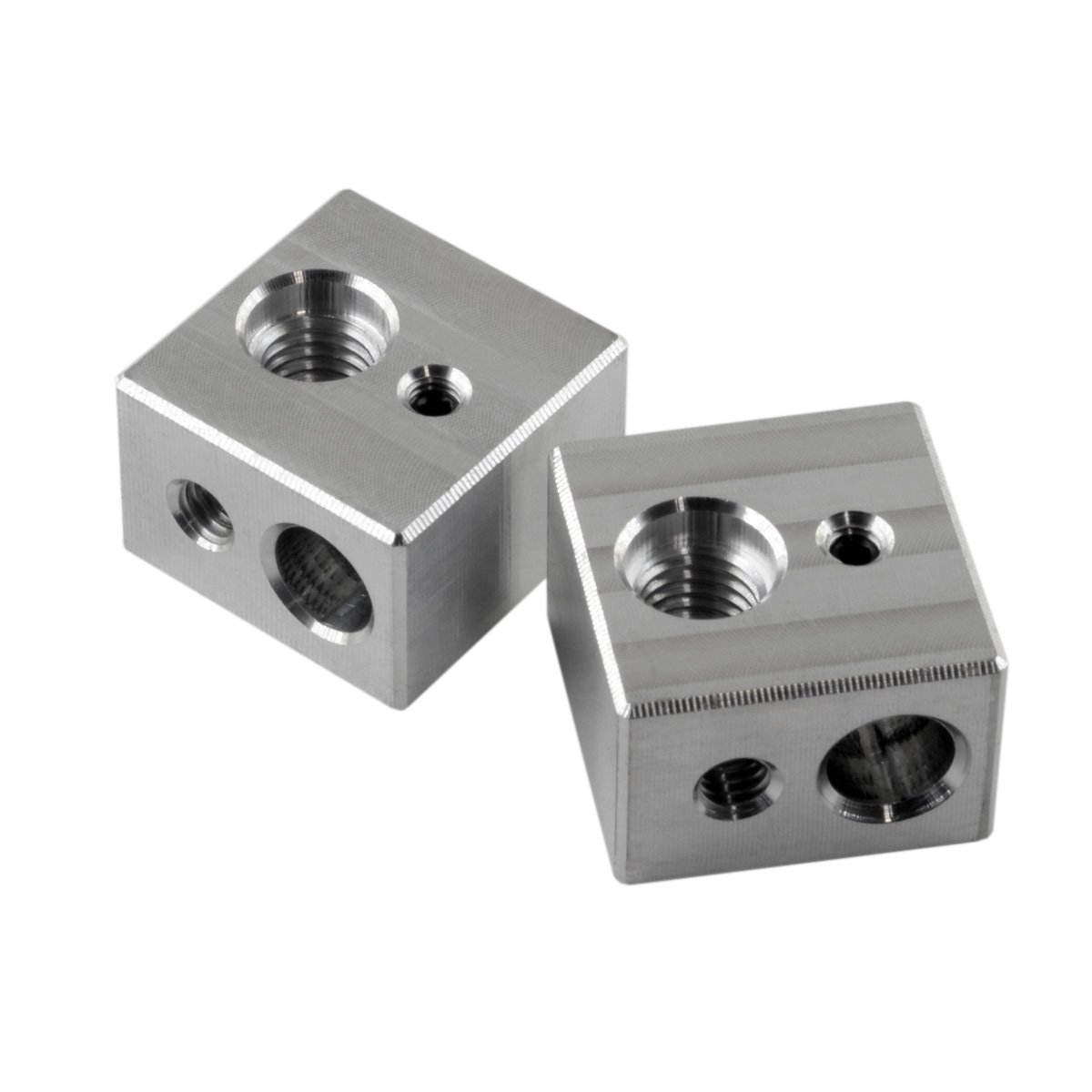 Made by US Company with Quality and Precision Gulfcoast Robotics Quality CNC MK10 Extruder Hotend for 3D Printer Maker Select Wanhao Duplicator