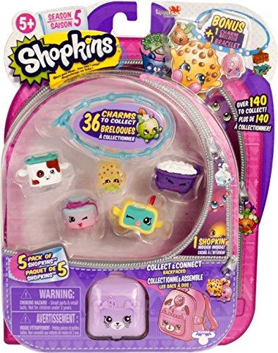 Shopkins pack) (5 Season 5 (5 Shopkins pack) B01FVLWLC2, ショウワク:d4f5ca60 --- arvoreazul.com.br