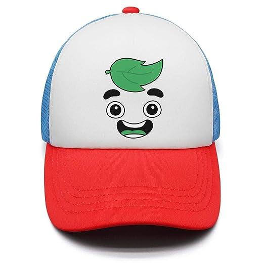 ccf9a57bd28 Amazon.com  Fitted Teenage Boys Guava Juice Sun Hats Designer Caps ...
