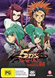 Yu-Gi-Oh! 5d's Collection 4 DVD