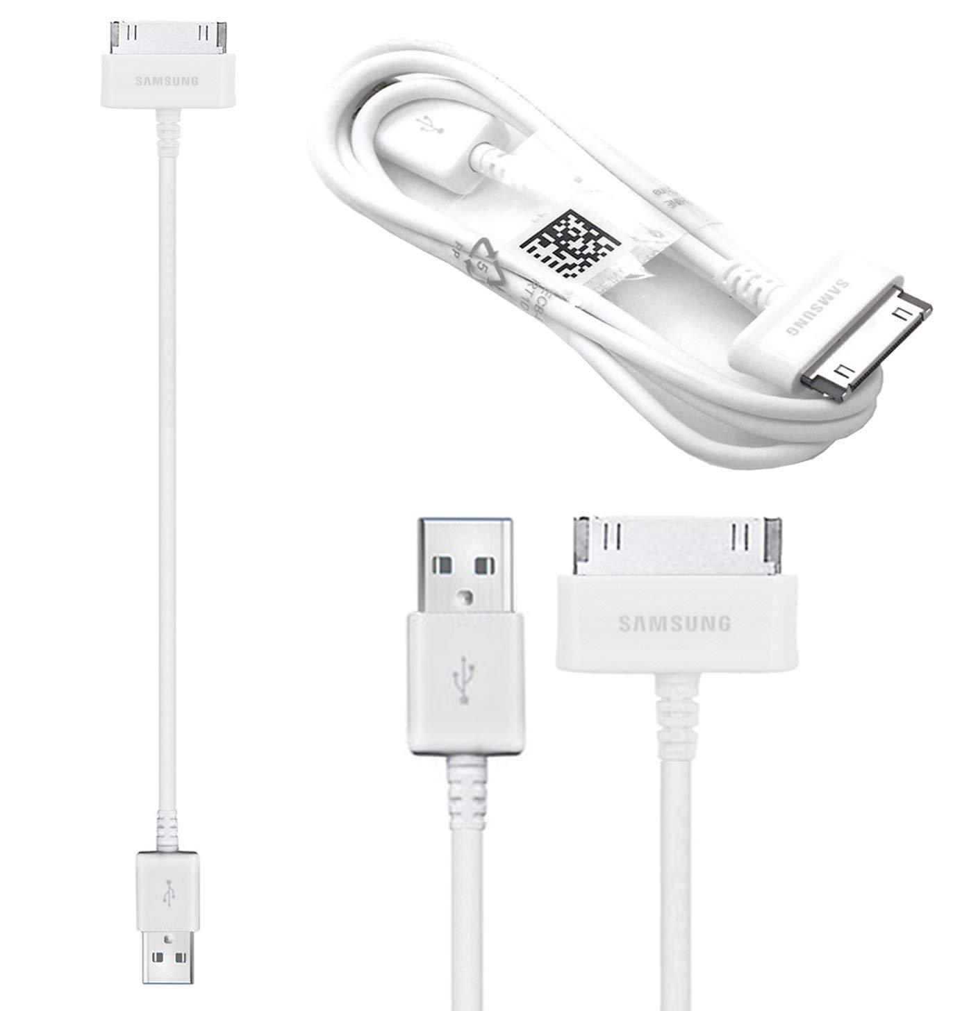 SAMSUNG Cable de Carga y sincronización de Datos USB Galaxy Tab 1 ...
