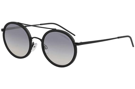 Emporio Armani Herren Sonnenbrille » EA4058«, schwarz, 565025 - schwarz/grau