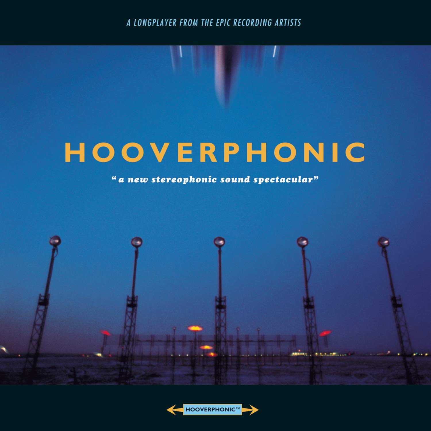 Hooverphonic: A New Stereophonic Sound Spectacular by Legacy