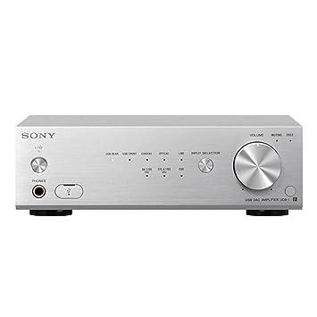 Sony UDA-1S - Amplificador de 46 W (2 x 23 W, 100