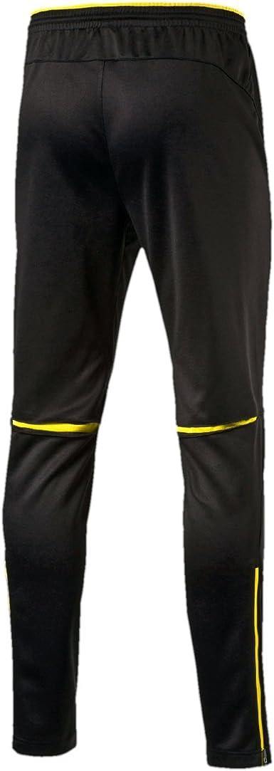 PUMA BVB Trainings - Pantalones Hombre: Amazon.es: Deportes y aire ...
