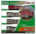 KATO Nゲージ EF81 95+E26系「カシオペアクルーズ」 基本セット  4両  特別企画品 10-1441 鉄道模型 客車