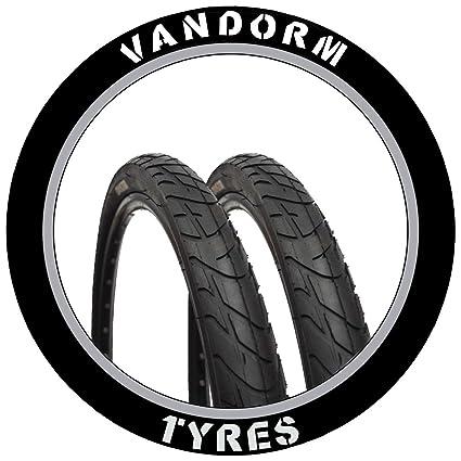 """Vandorm Wind 195 - Pack de neumáticos de Bicicleta MTB 26"""" x 1.95"""","""