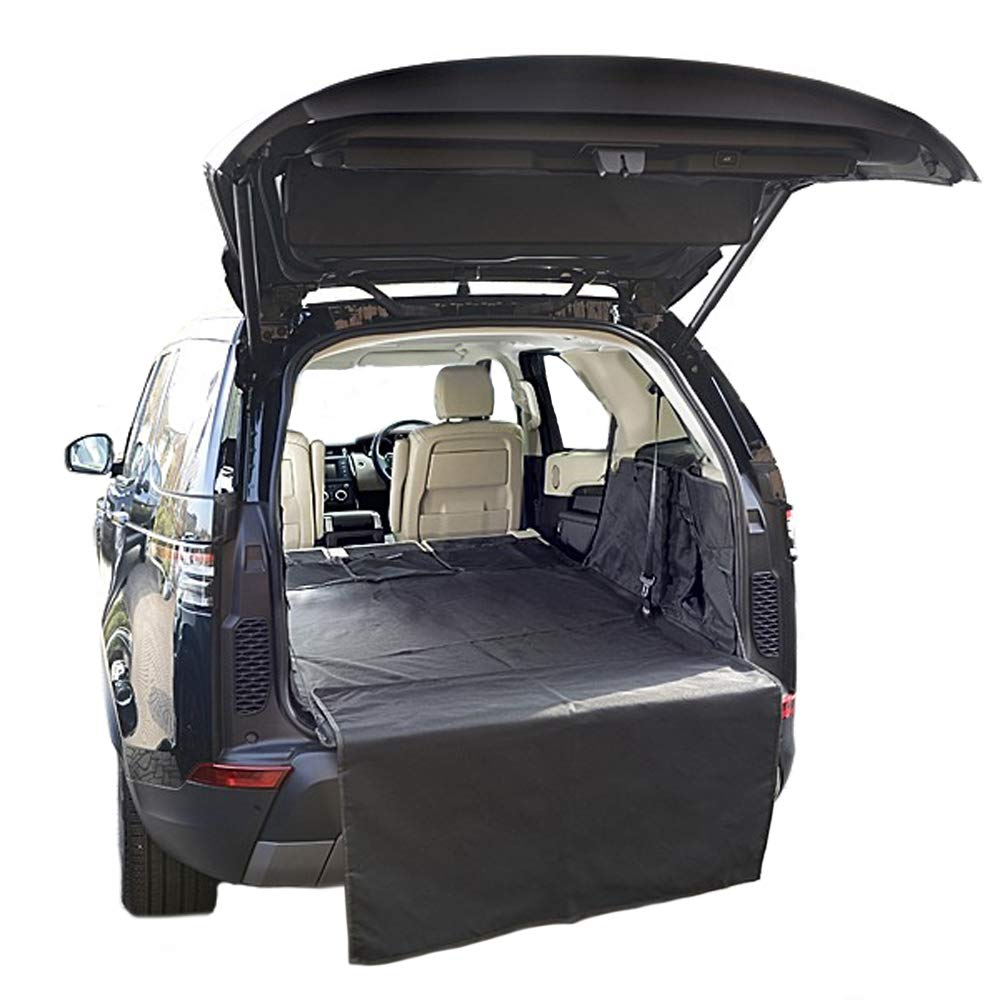 North American Custom Covers Compatible Cargo Liner for Land Rover Discovery 5 Generation 5