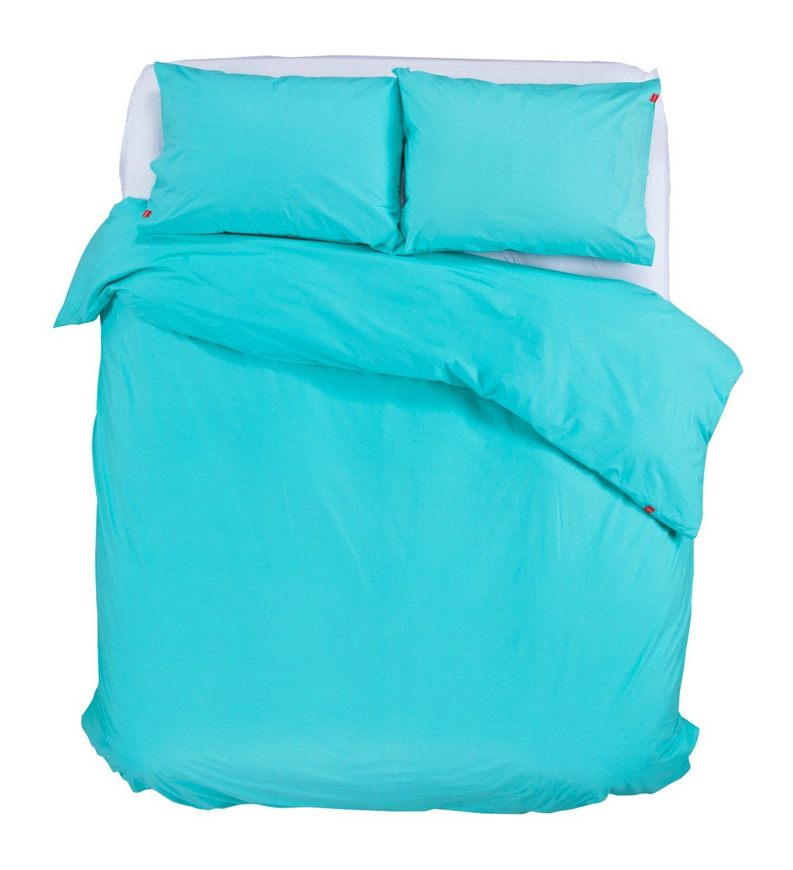 SWENYO Duvet Cover (Teal, Twin/Twin XL)