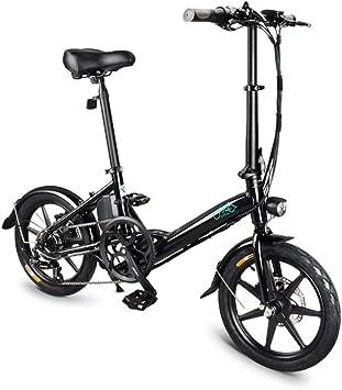 FIIDO Bicicleta Eléctrica Plegable D3s 7.8 - Tres Modos De ...
