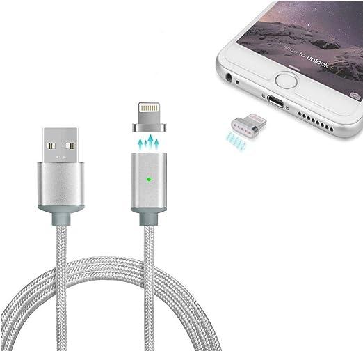 169 opinioni per Cavo Lightning Magnetico, Hizek Magnetico 2nd Nylon USB Dati di Ricarica Cavo di