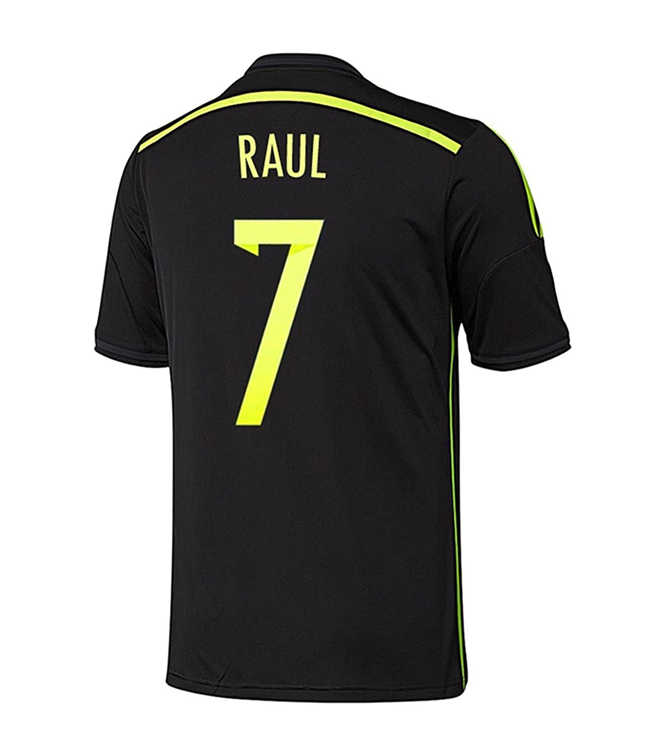 Adidas RAUL # 7 Spain Away Jersey World Cup 2014 B00KYZJE0SLarge