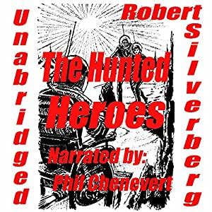 The Hunted Heroes Audiobook