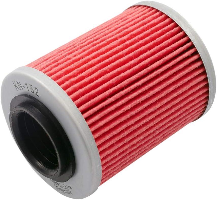 /Ölfilter K/&N KN152 f/ür Aprilia RSV 1000 R