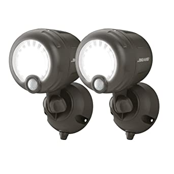 Mr beams mb360xt wireless battery operated outdoor motion sensor mr beams mb360xt wireless battery operated outdoor motion sensor activated 200 lumen led spotlight mozeypictures Images