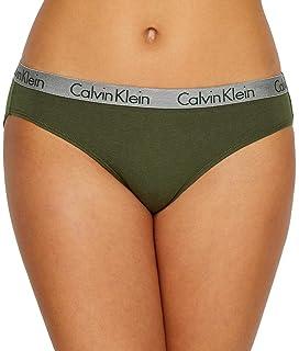 e6a52d5b1f36 Calvin Klein Women's Modern Cotton Bikini Panty at Amazon Women's ...