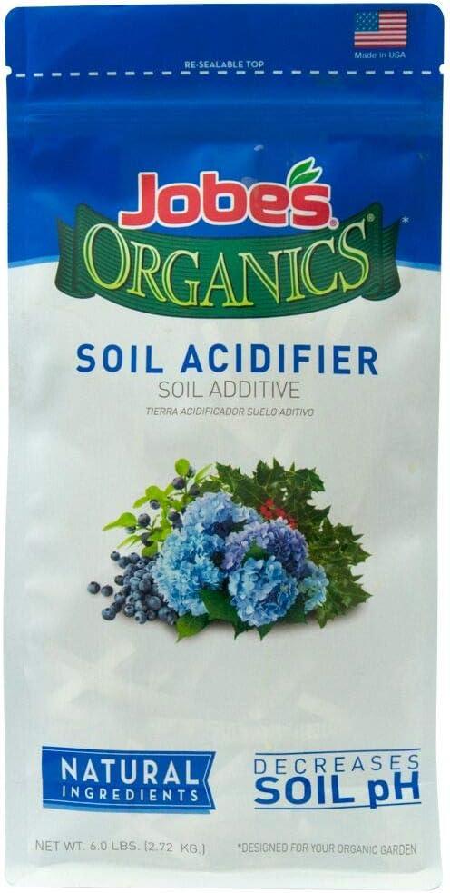 Jobe's Organics Soil Acidifier, 6 lb