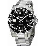 Longines HydroConquest acero 44mm reloj de buceo l38404566