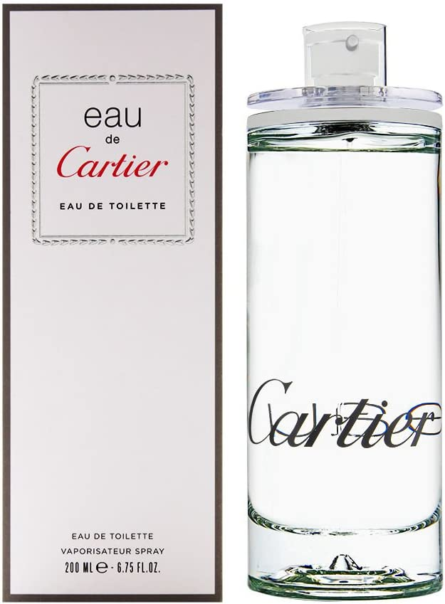Cartier, Eau de Toilette, 200 ml. 6.75 oz
