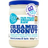 Lucy Bee Fair Trade Organic Raw Creamed Coconut, 500 g