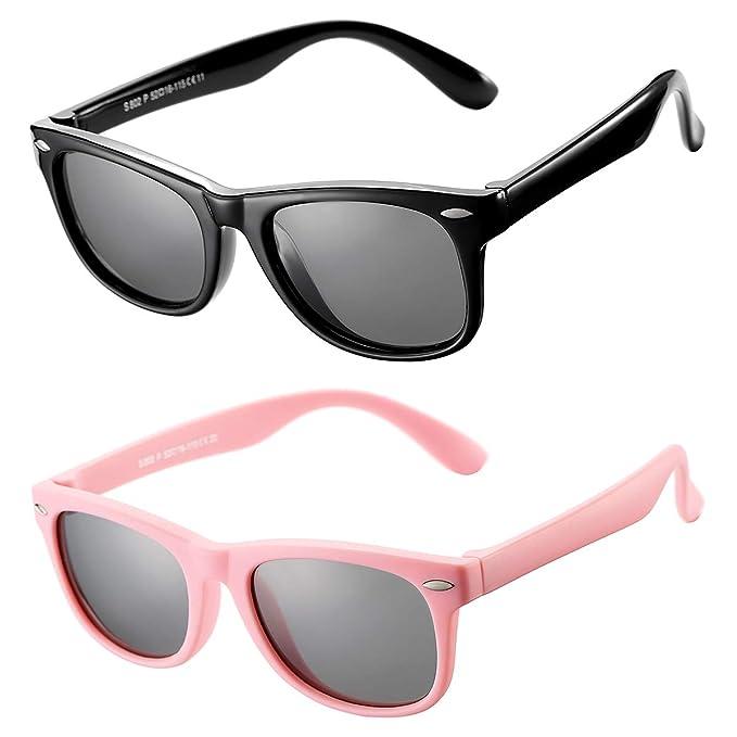 Amazon.com: Azorb - Gafas de sol polarizadas para niños ...