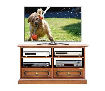 Arteferretto Mueble de televisión 106 x 40 x 60 cm, mueble ...