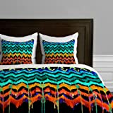 Deny Designs  Holly Sharpe African Essence Duvet Cover, Queen
