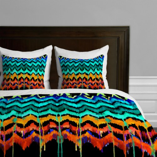 Amazon.com: DENY Designs Holly Sharpe African Essence Duvet Cover, Queen:  Home u0026 Kitchen